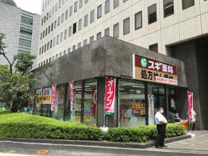 スギ薬局信濃橋店